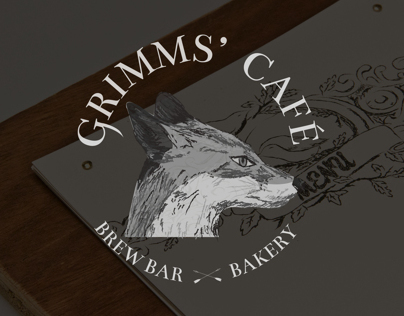 Grimms' Café - a fairy tale-inspired café (Assignment)