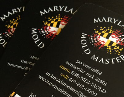 Maryland Mold Masters - Annapolis, MD