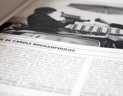 Particules magazine