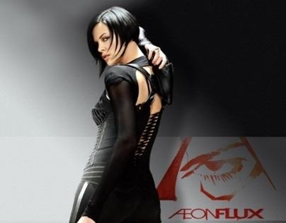 Aeon Flux (Brand Identity)