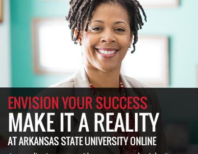 Arkansas State Mobile Site 2014