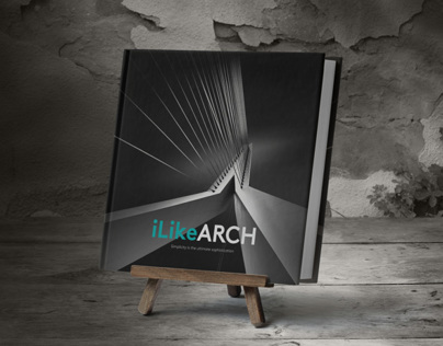 iLikeARCH - Book on Architecture