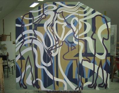 """AREAS OF MIND"" 2009"