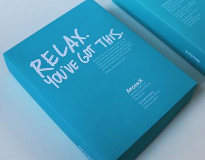 Ten Steps Project: Avonex Brand Shift