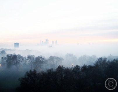 London ascends