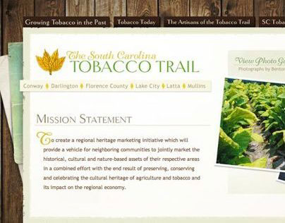 The SC Tobacco Trail Website