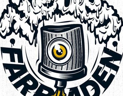 7ieben Graffiti Supply Store / Corporate Design