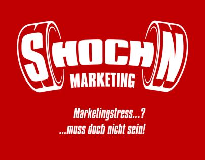 logotype ShochN marketing