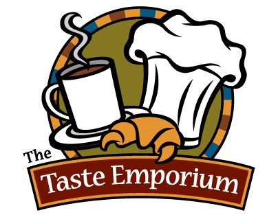 Identity Design for The Taste Emporium