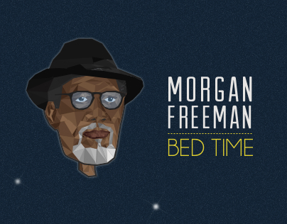 Morgan Freeman Bed Time - The best time to go to bed