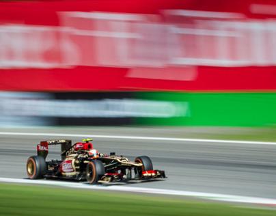 ITALIAN F1 GP