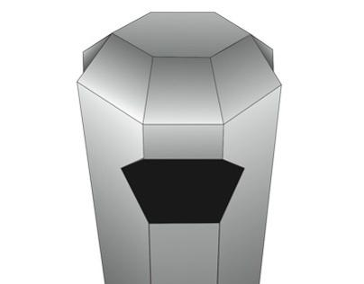 Embalagem de uma Lâmpada