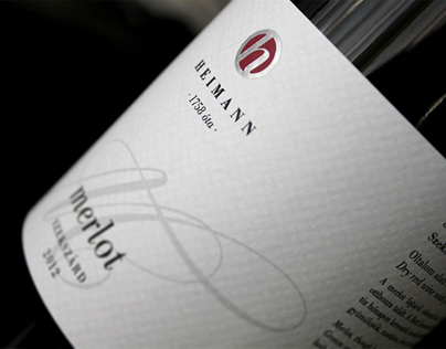 Heimann Identity / Basic & Selected Wines, 2013