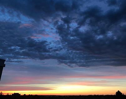Skies and Clouds - 08