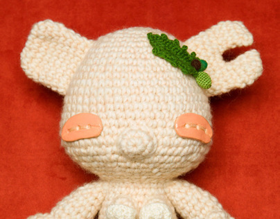 MOJU 戀人 / MOJU Knitting Dolls