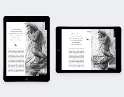 Fahion TV Magazine (Indo) on iPad January- December'13