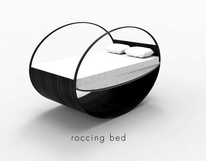 Furniture Design: Modern Bed
