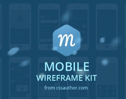 Free Wireframe Kit