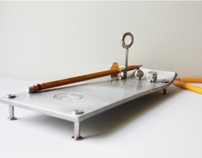 NUK Pencil Plate Design