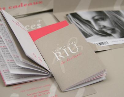 Jacqueline Riu | New Brand Identity