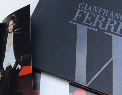 Gianfranco Ferrè | FW Collections Catalogues
