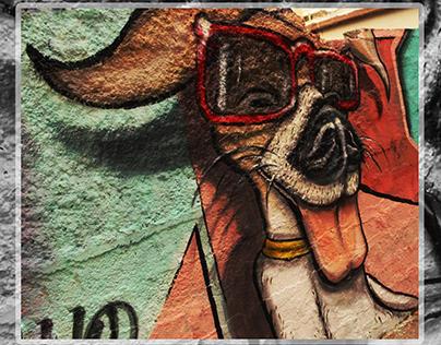 Russel / Mural