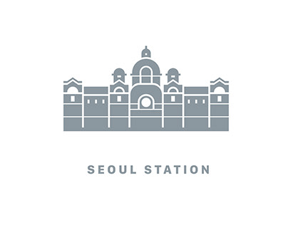 Naver Maps Landmark Icon design