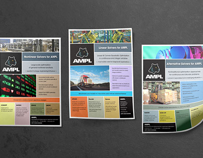 AMPL Conference Flyers