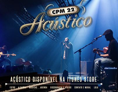 CPM 22 - Website