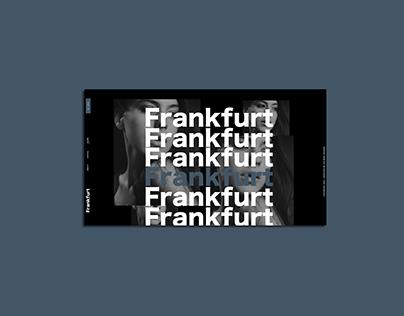 Frankfurt Photography Website