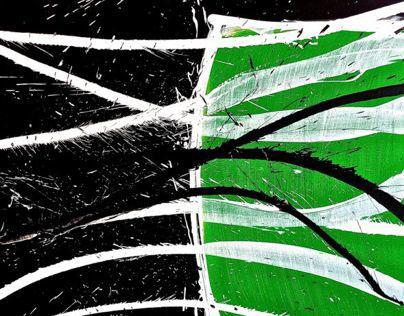 Between the Green Lines