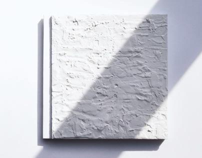 PHOTO ALBUM WHITE WALL
