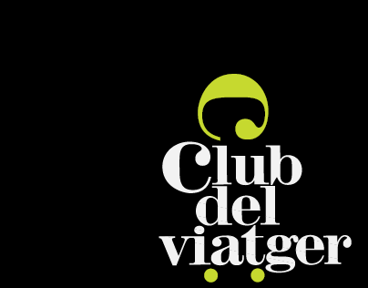 Club del Viatger website (Traveler Club)