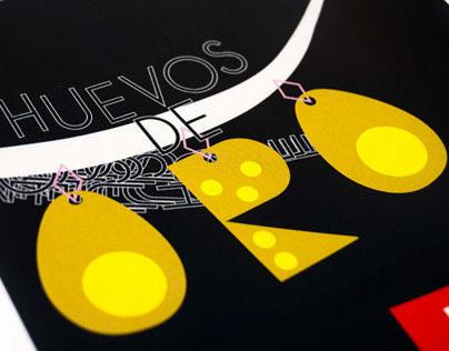 """Reset Club BCN """"Huevos de Oro"""""""