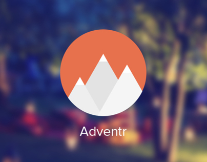 Adventr - a place to discover adventures.