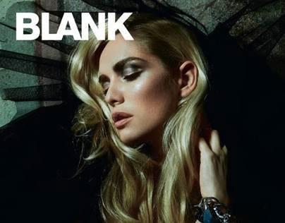 Blank Magazine December issue