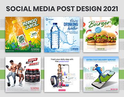 Social Media Post | Vol. 01