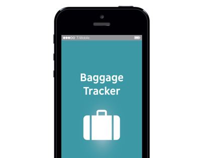 Baggage Tracker App