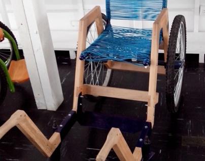 GPO3 - Vehiculo para discapacitados en zonas rurales
