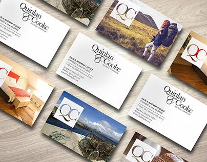 Quinlan & Cooke | Logo & Identity Design