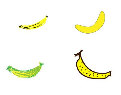 Banana Illustrated! (Imagemaking: DENOTATION)
