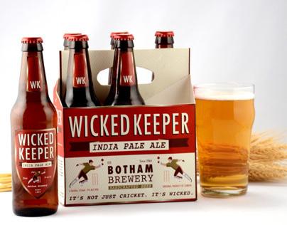 Wicked Keeper Beer