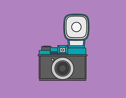 Cameras - Icon set