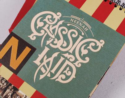 Circus Paper Sample Book