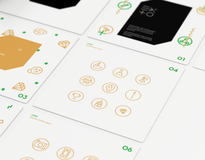 EXITO - Icons & Package Design