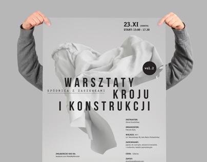 Posters / Fashion Workshop