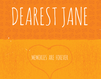 Dearest Jane Official Movie Poster