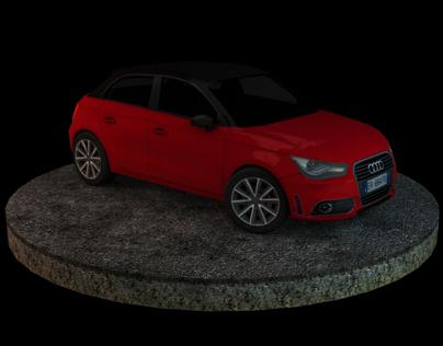 Audi A1 Admired GAME