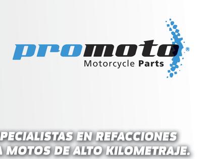 Promoto Design // Grupo Motomex