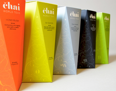 Chai Tea & Lounge - American Package Awards Winner 2014